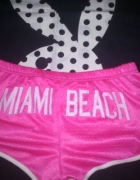 Spodenki Miami Beach Poszukuje...