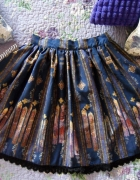 Souffle Song Stained glass skirt...