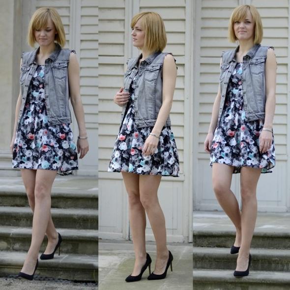 Blogerek Floral look