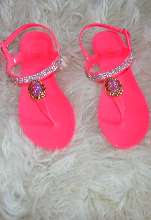 Sandały Sandałki meliski