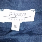Spódnica maxi sukienka 2w1 PAPAYA 38 M