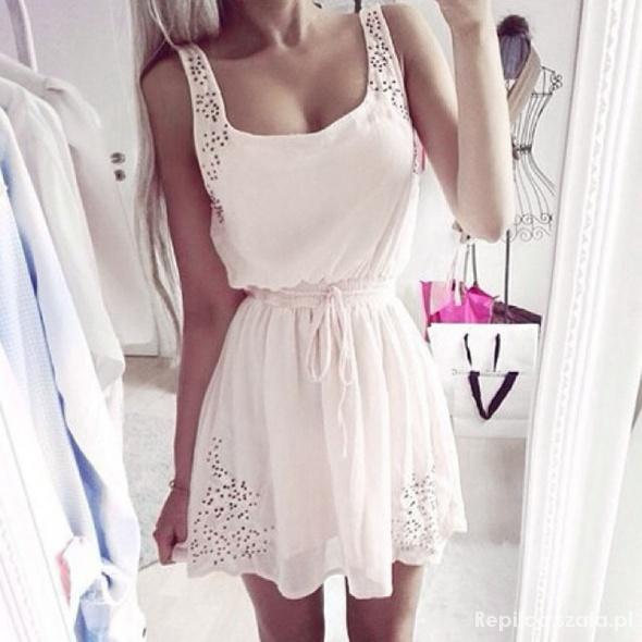 Sukienka od ręki