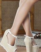 Sandalki Koturny Mega Wygodne a do tego sliczne