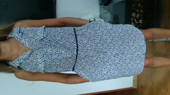 sukienka tunika h&m 34 nowa
