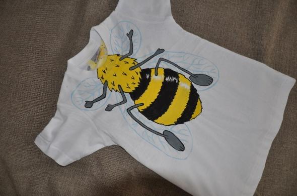 Koszulki, podkoszulki pszczółka bzyczółka