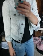 Jeansowa kurtka katana jasny jeans S