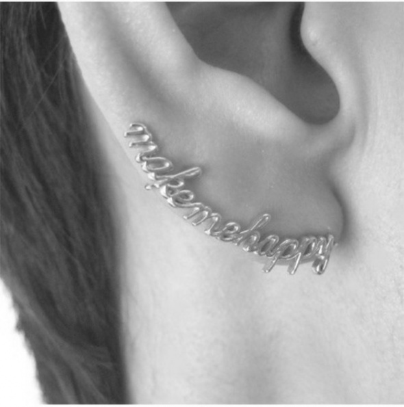 earcuff makemehappy...