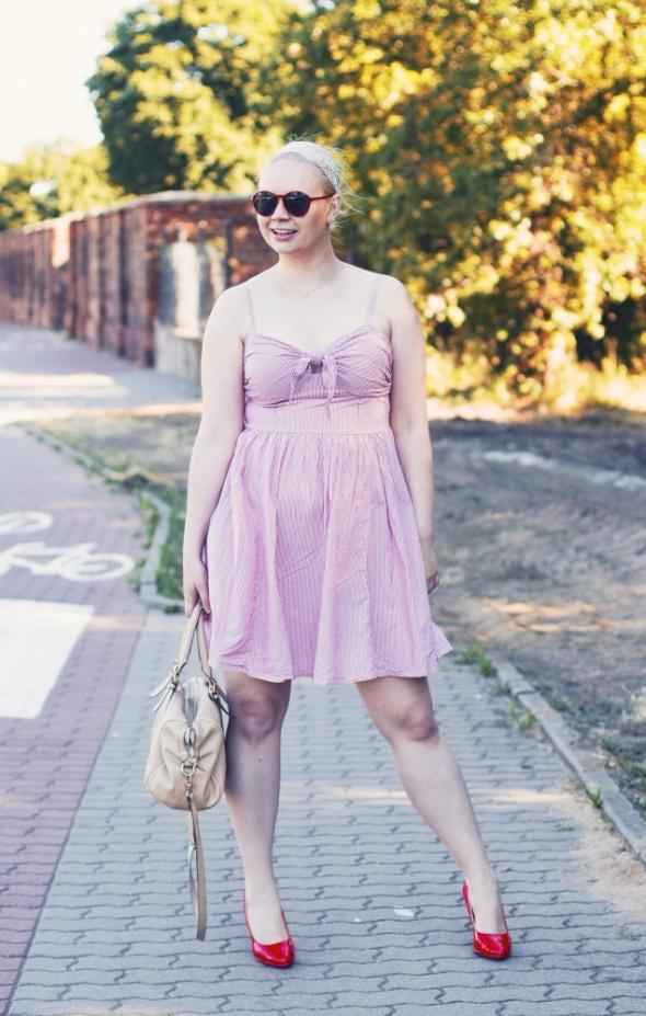 Blogerek plus size summer