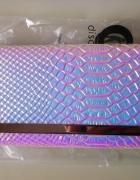 portfel Asos snake holograficzny...