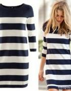 Sukienka marynarska H&M