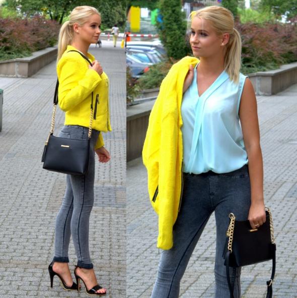 Blogerek Yellow Day