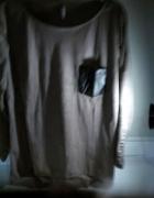 Brązowa bluzka Carry