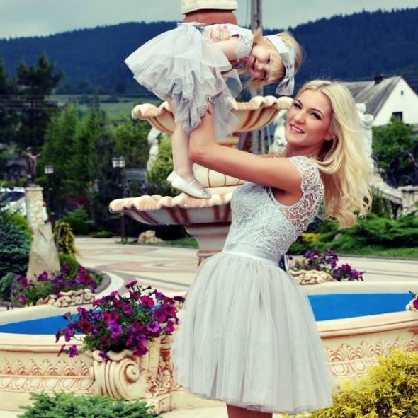 Sukienka Dla Mamy I Córki W Suknie I Sukienki Szafapl