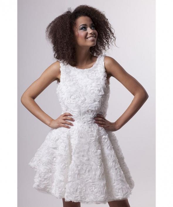 96771f8d66 Piękna sukienka MOSQUITO na wesele lub poprawiny w Suknie i sukienki ...