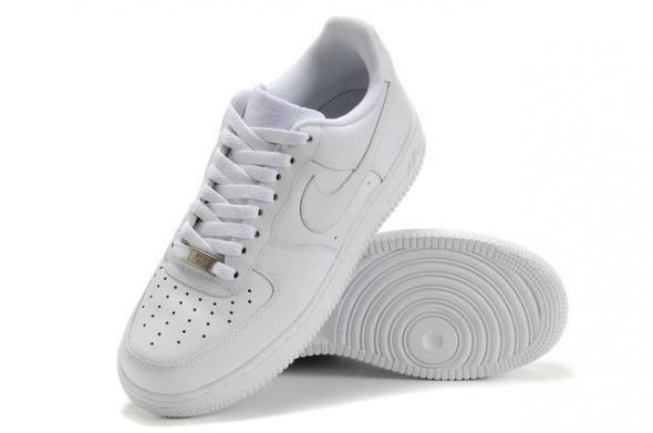 Nike Air Force 1 low białe white w Sportowe Szafa.pl