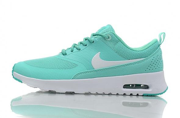 factory price 97b7f 904fd Nike Air Max Thea miętowe zielone