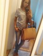 Jeans & Stripes...