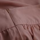 Spódnica nude szyfonowa L