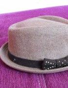 Jesienny kapelusz