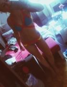 bikini tringal