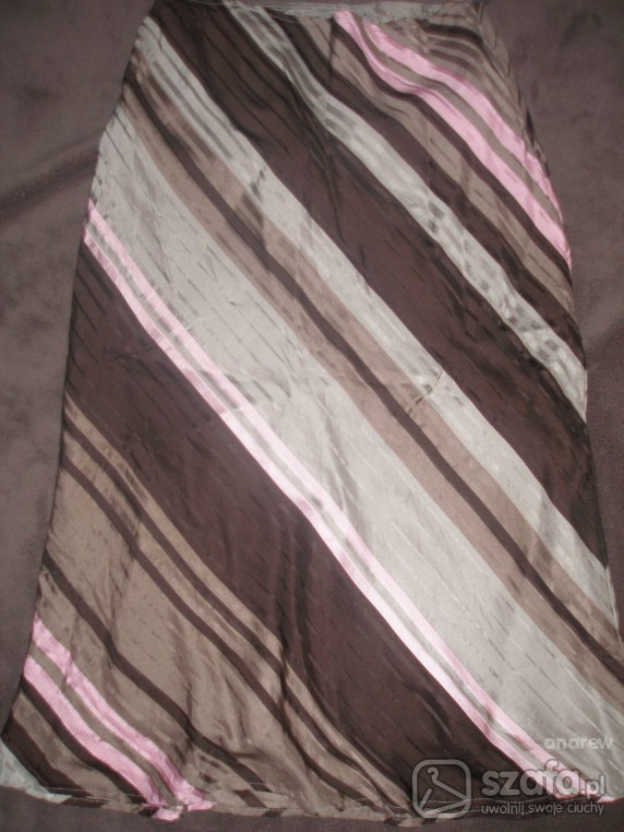 Spódnice spódnica jedwab