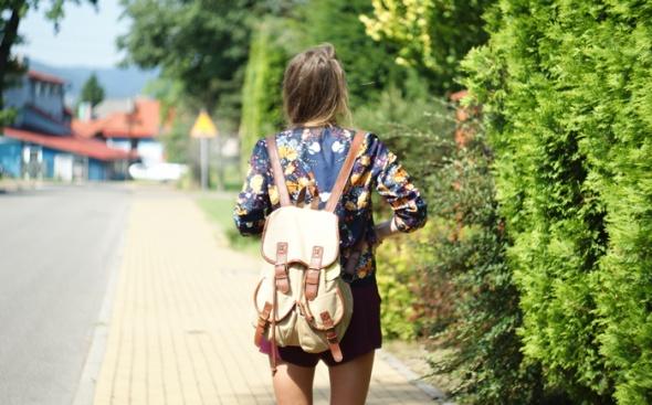 Blogerek bomber jacket