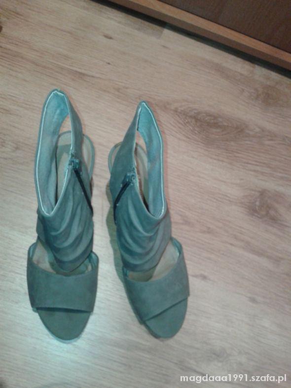 śliczne buty z C&A