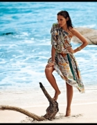 sukienka letnia plażowa