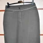 ołówkowa spódnica GreenHouse 40 khaki