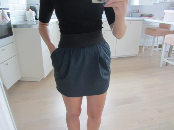 Spódnice Butelkowa spódniczka