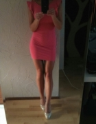 bershka sukienka