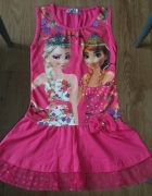 sukienka Kraina Lodu 116