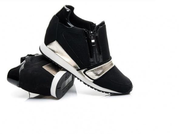 Botki adidasy trampki sneakersy vices koturn 36 37...