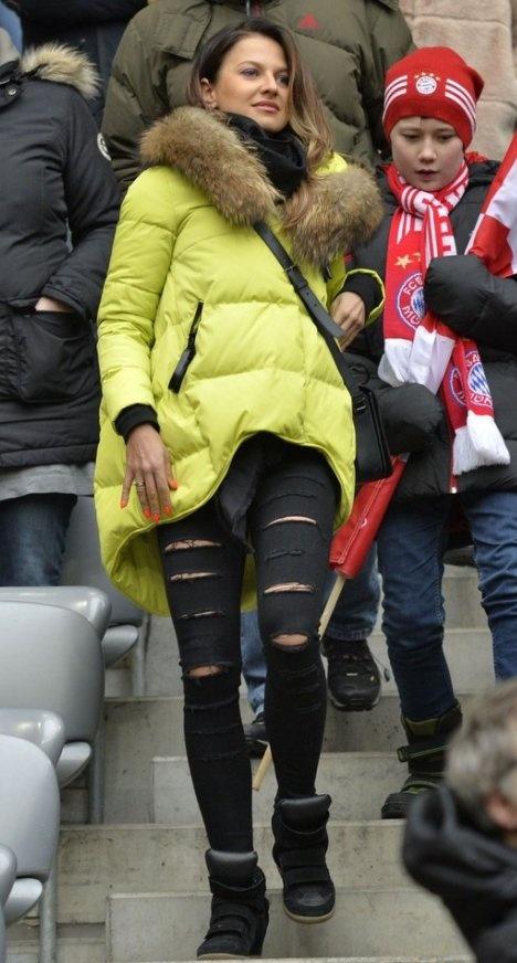 kurtka puchowa Lewandowska Siwiec hit gwiazd w Odzież