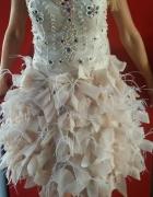 cudowna suknia