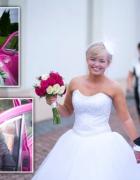 Ślubnie różowoooo
