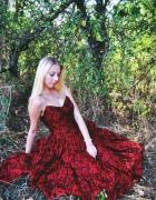 Gotycka sukienka
