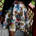 spódnica z pianki