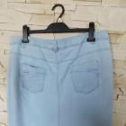 spódnica jeans 46 48