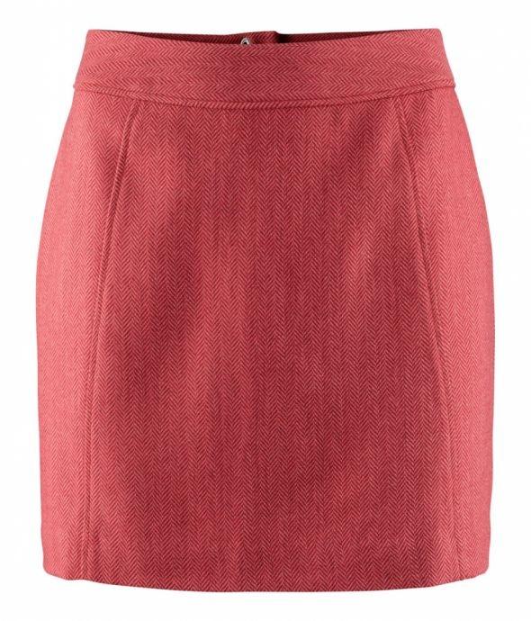 Klasyczna spódnica mini H&M w jodełke 38 M szukam