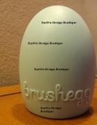 Brushegg jajo jajko do czyszczenie pędzli