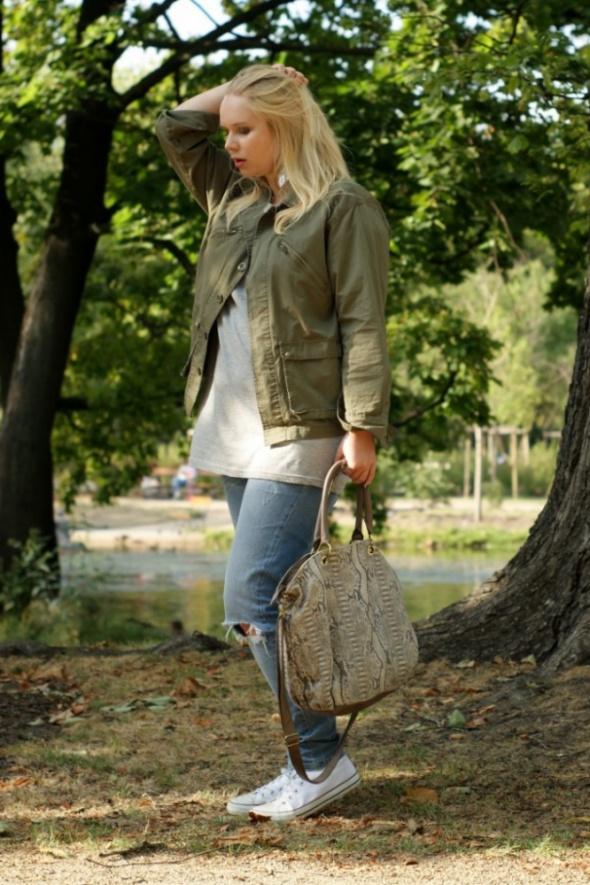 Blogerek jeans