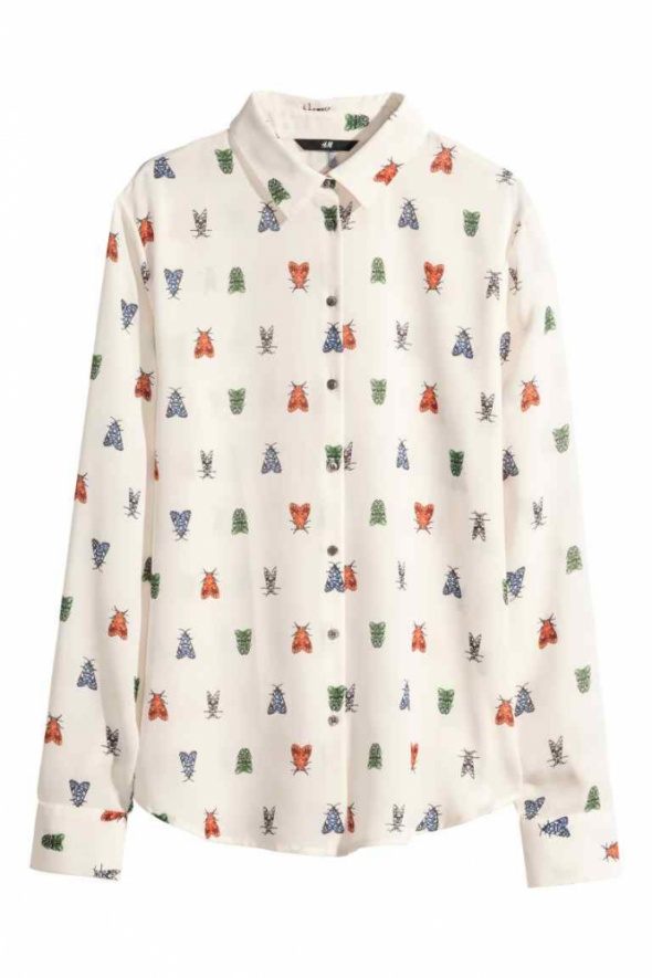 Koszula muchy H&M