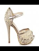 tanie koronkowe buty a jakie wygodne...