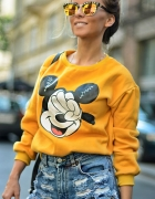 bluza z Myszką Miki...