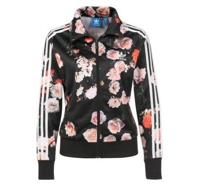 adidas bluza damska w kwiaty
