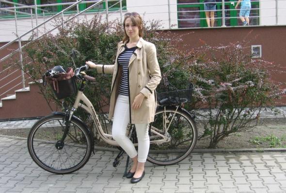 Do pracy Do pracy na rowerze