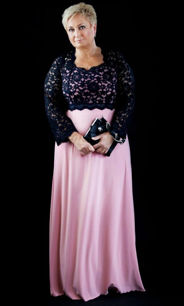 Imprezowe Kilka stylizacji sukni