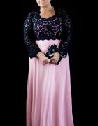 Kilka stylizacji sukni