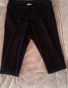 spodnie legginsy czarne River Island